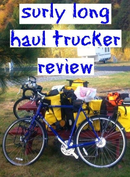 🚴♀️Surly Long Haul Trucker Review –  The Great Touring Bike! No.1💯