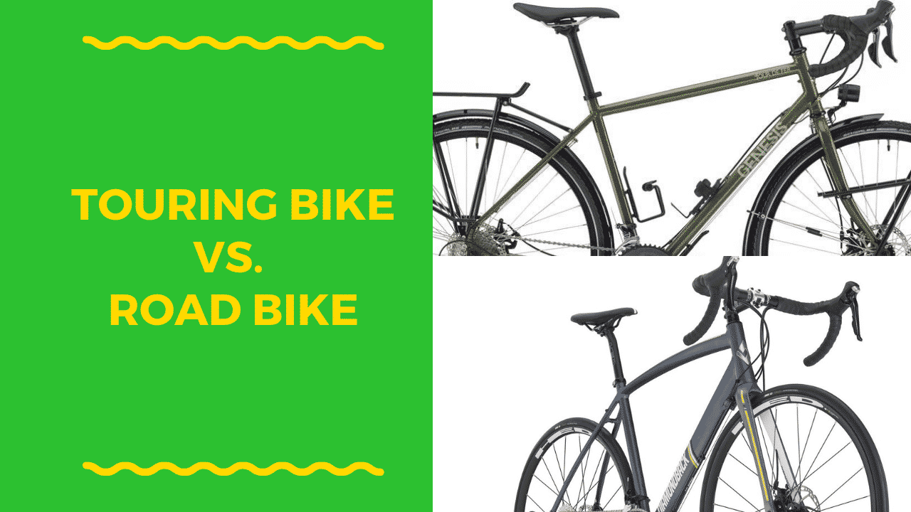 Tour Bike vs Road Bike – Know How They're Different | Top Comparision 100% true