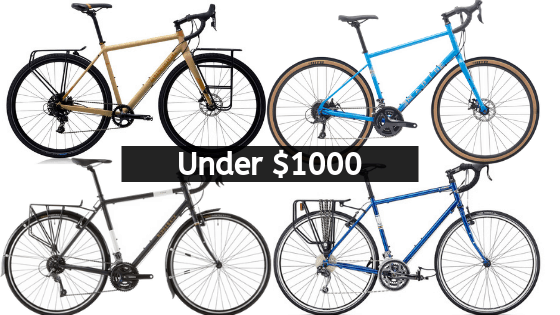 🚴‍♂️Best Touring Bikes Under 1000$ You Can Buy In 2020💯