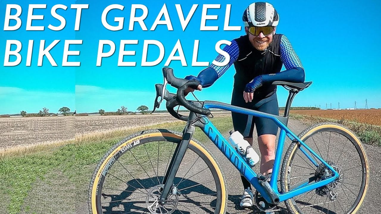 🚴‍♂️Best Gravel Bike Pedals | Flat and Clipless Pedals for Gravel Bikes 2020💯